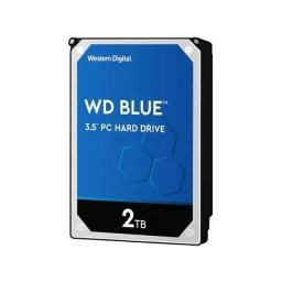 "DISCO DURO WD 2TB BLUE 3.5"" SATA3 6.0GBPS 5400RPM"