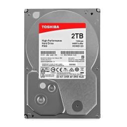 """DISCO DURO TOSHIBA 2TB P300 3.5"""" SATA3 6.0GBPS 7200RPM"""