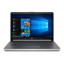 NOTEBOOK HP 14-CF1010DS DUAL CORE 5405U 2.3GHZ 4GB 64GB 14 WIN10