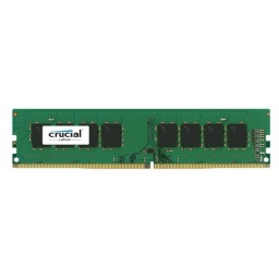 MEMORIA RAM CRUCIAL 4GB DDR4 2400MHZ PARA EQUIPO PC