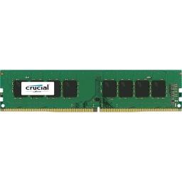 MEMORIA RAM CRUCIAL 4GB DDR3 1600MHZ MICRON UDIMM PARA PC