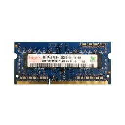 MEMORIA RAM SODIMM GENERICA 1GB DDR3 1333MHZ EXT DE EQUIPOS VARIAS MARCAS