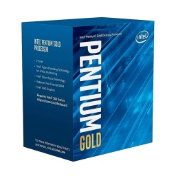 PROCESADOR CPU INTEL G5400 DUAL CORE 3.7GHZ 8VA GEN