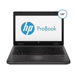 NOTEBOOK HP PROBOOK 6460B INTEL CELERON 4GB 250GB 14 WIN 7