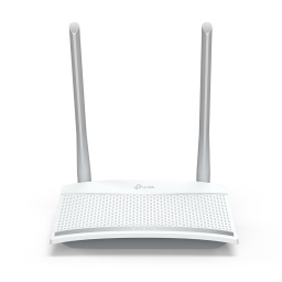 ROUTER TPLINK TL WR820N 300MBPS INALAMBRICO 2 ANTENAS 5DBI