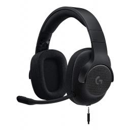 AURICULARES LOGITECH G433 7.1 GAMER ENVOLVENTE USB 3.5MM NEGRO