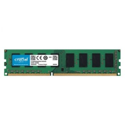 MEMORIA RAM CRUCIAL 8GB DDR3 1600MHZ