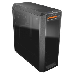 GABINETE GAMER COUGAR MX350 MESH VIDRIO 1 FAN 120MM