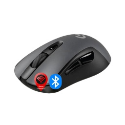 MOUSE GAMER LOGITECH G603 LIGHTSPEED 12000DPI BLUETOOTH