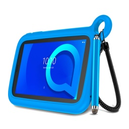 TABLET ALCATEL 7 8067 KIDS PARA NIÑO QUAD CORE 8GB AZUL AND WIFI