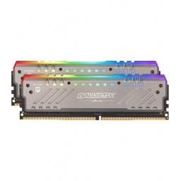 MEMORIA RAM CRUCIAL 16GB DDR4 3000MHZ TACTICAL RGB KIT 2 X 8GB