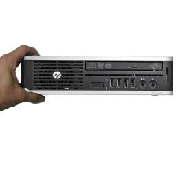 EQUIPO PC HP 8200 CORE I5 2400 3.1GHZ 4GB 250GB DVDRW WIN 7 COA
