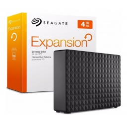 DISCO DURO 4TB SEAGATE EXPANSION 3.5 USB 3.0 EXTERNO PC NOTEBOOK
