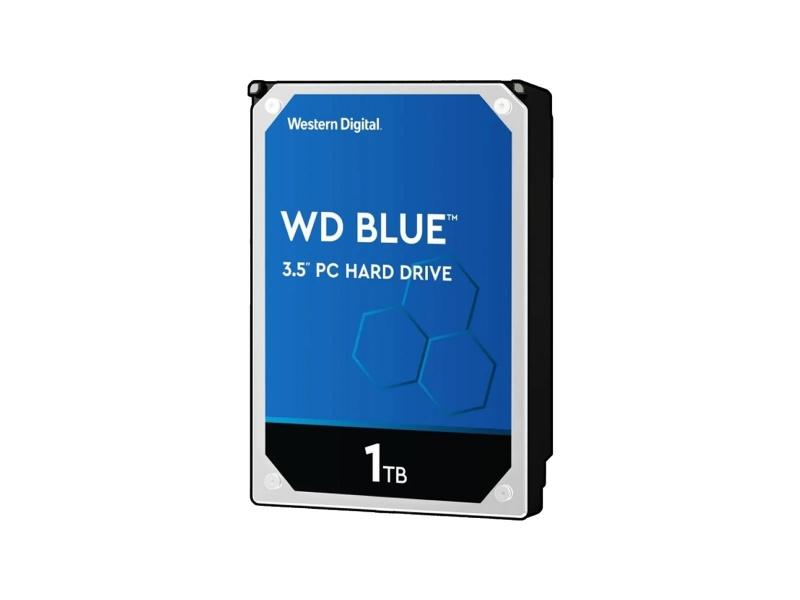 "DISCO DURO WD 1TB BLUE 3.5"" SATA3 6.0GBPS 7200RPM CAVIAR"
